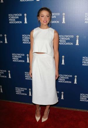 Amber Heard in good Company