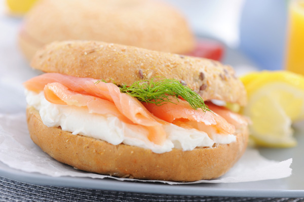 agels and lox