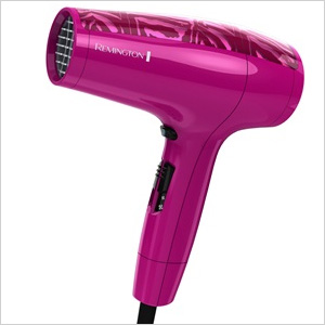 Animal Print Blow Dryer