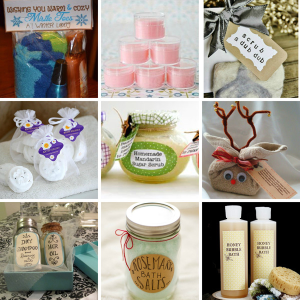 Handmade holiday gifts for beauty lovers