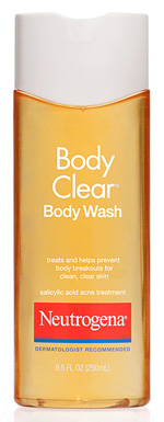 Neutrogena's Body Clear Body Wash
