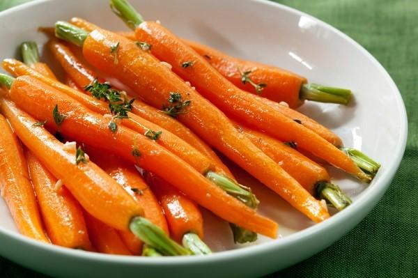 Carmelized carrots recipe