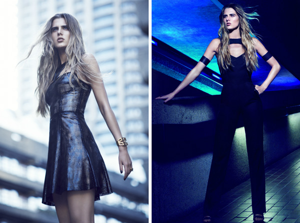 Catching Fire inspired capsule collection for Net-A-Porter
