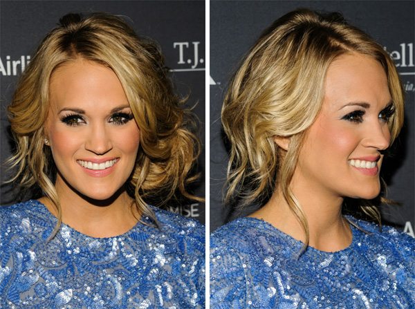 Celeb Hairstyle of the Week: Carrie Underwood