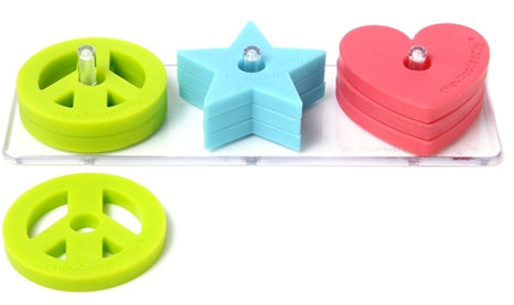 Chewbeads Stacking Teether