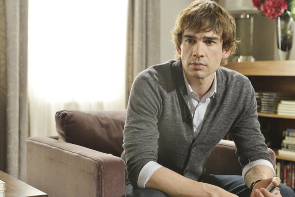 Christopher Gorham directs his second episode of Covert Affairs