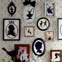 DIY Silhouettes