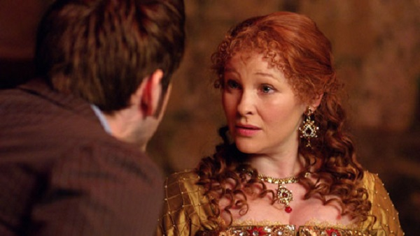 Doctor Who The Day of the Doctor Elizabeth I