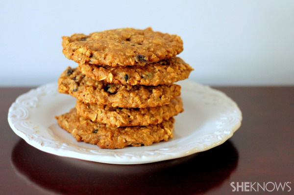 Everyday breakfast cookie