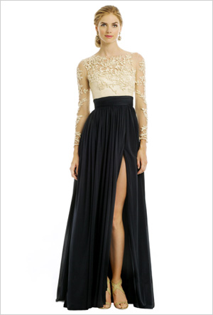 Shop the look: Catherine Deane Patricia Gown (renttherunway.com rental, $300)