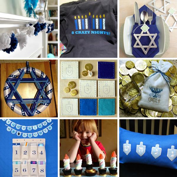 Handmade Hanukkah gifts