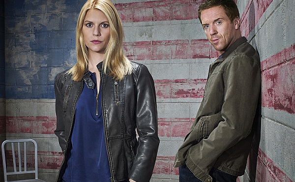 Homeland Carriea and Brody