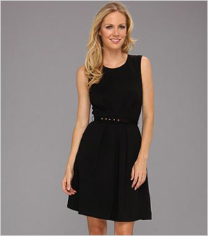 Holiday dress for hourglass body type