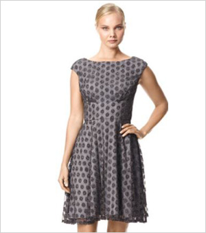 Holiday dress for pear body shape