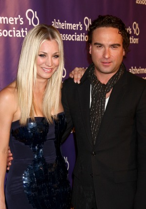Johnny Galecki has finally shed some light on his secret romance with his costar