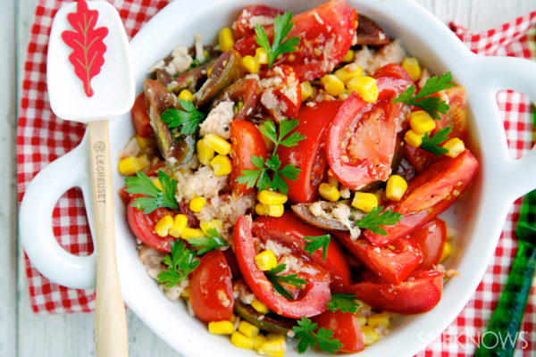 5 Simple and healthy tomato salads