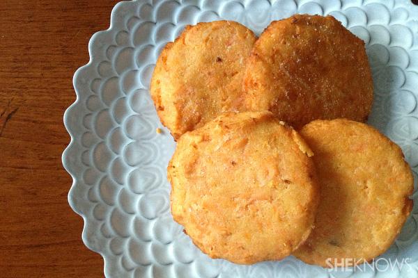 Butternut squash croquettes