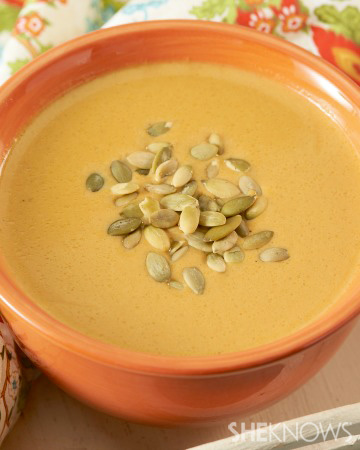 3 Savory pumpkin recipes