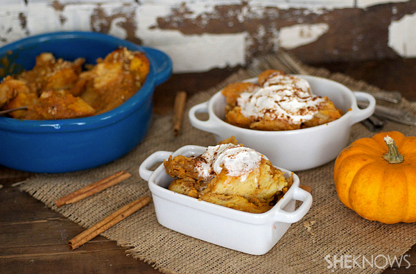 3 Whole wheat pumpkin desserts