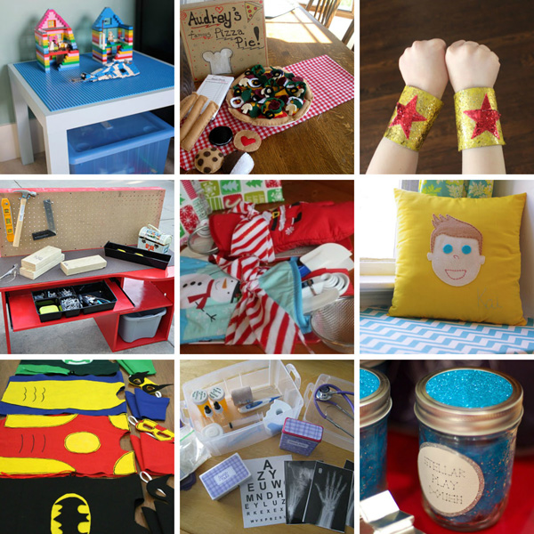 Handmade holiday gifts for kids