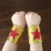 Super hero cuffs