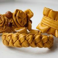 Upcycled bracelets