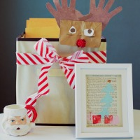 Crafty gift box