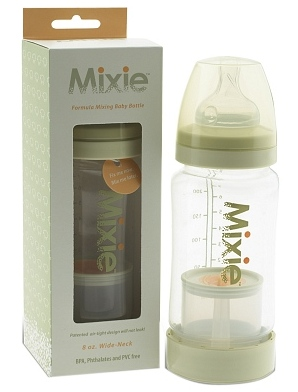 Mixie Baby Bottle