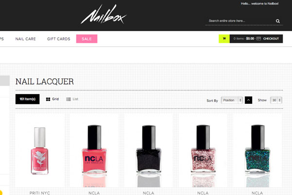 Nailbo.co launches new site