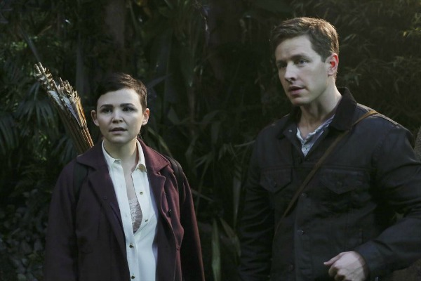 A new baby for David and Mary Margaret?
