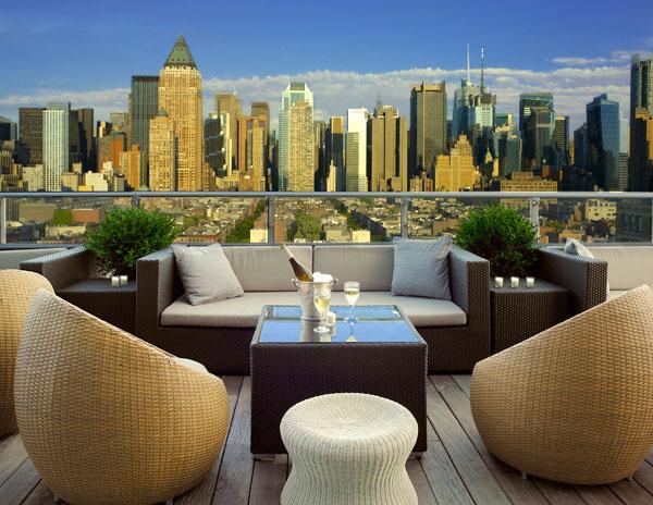 The Press Lounge: New York City