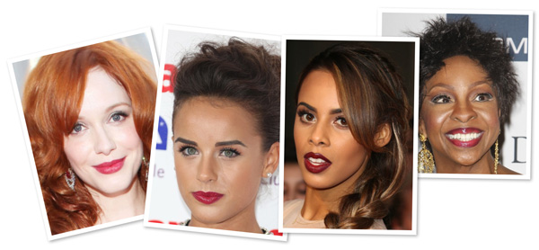 How to pick the right shade of red lipstick
