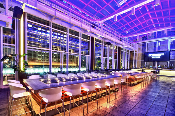 Roof on theWit, Chicago