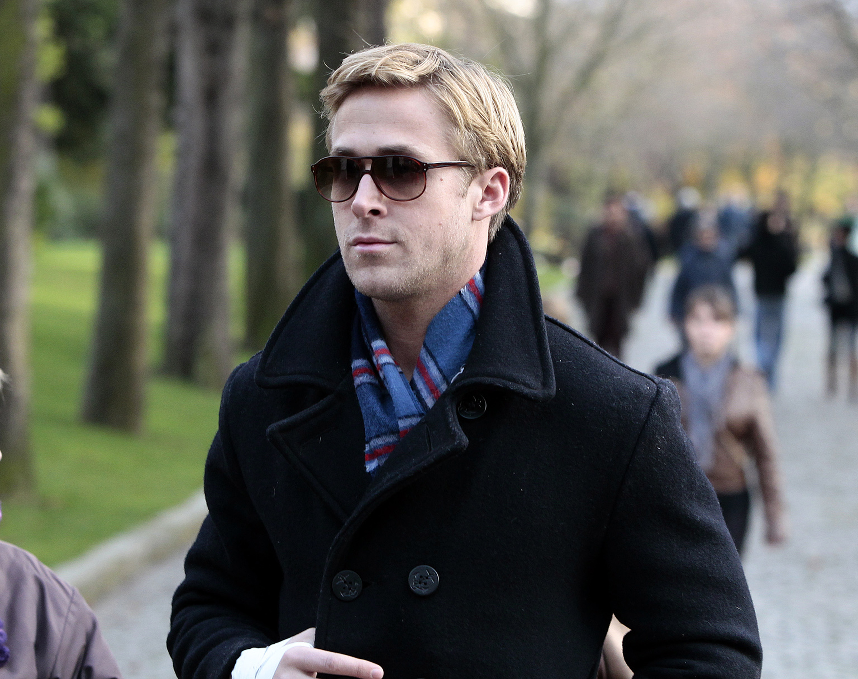 Ryan Gosling Jaw