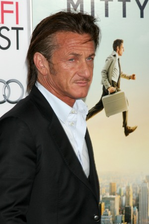 Does Sean Penn have anger issues?