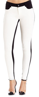 Colorblock Ponte Leggings