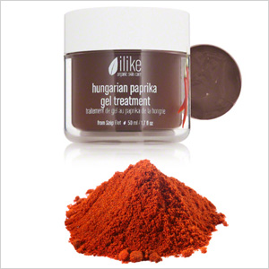 iLike Organic Skin Care Hungarian Paprika Gel Treatment