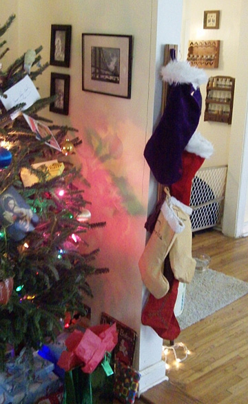 12 Places To Hang Stockings If You Don T Have A Fireplace