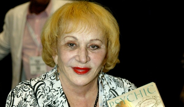 Predictions by Sylvia Browne a new book is Predictions by Sylvia