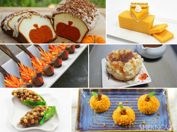 Check out more creative Thanksgiving food craft ideas