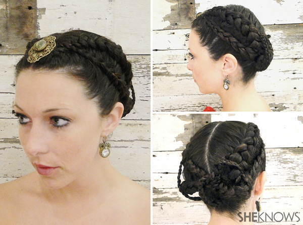 Gallery For Katniss Catching Fire Hair