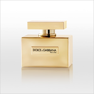 Dolce & Gabbana's limited edition The One 2014 fragrance