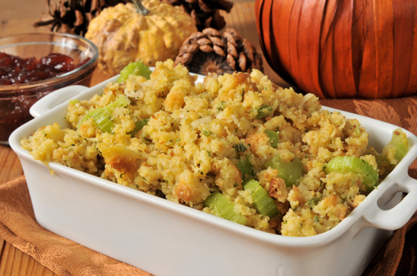 ... Stuffing The silver palate's corn bread -sausage stuffing with apples