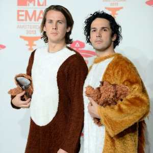 Ylvis tell the world what they really think of Miley Cyrus's behavior