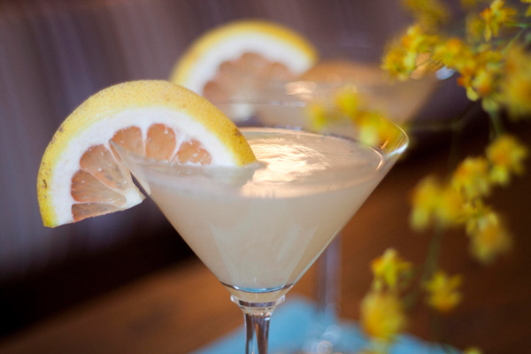 Grapefruit Ginger Margarita