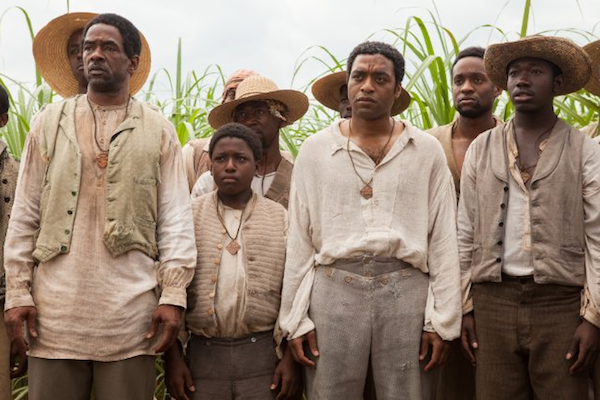 12 Years a Slave Critics Choice