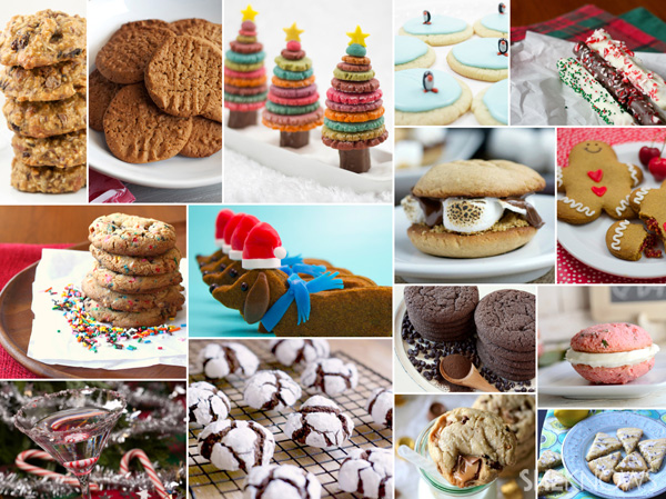 15 Cookie recipes Santa will gobble up