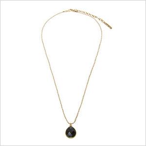 Teardrop Pendant Necklace (Nine West, $18)