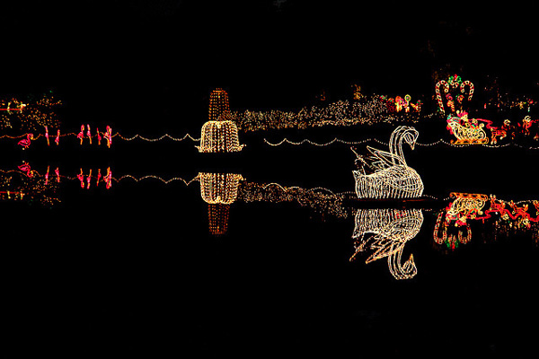 Bellingrath Gardens Magic Christmas In Lights Images