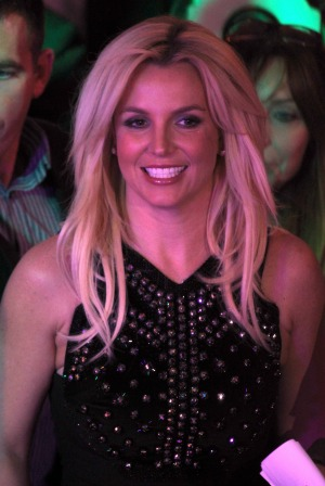 BritneySpearsblackdress